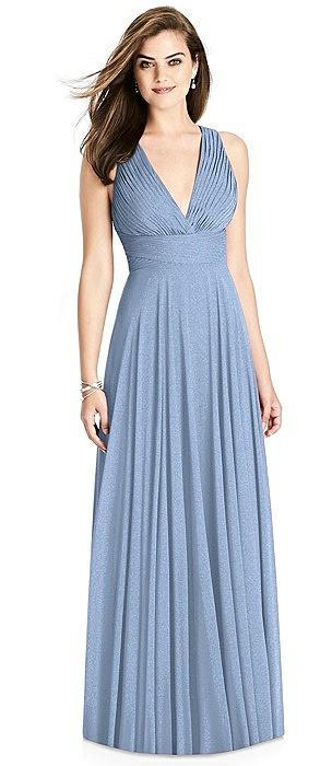 Bella Bridesmaids Shimmer Dress BB117LS