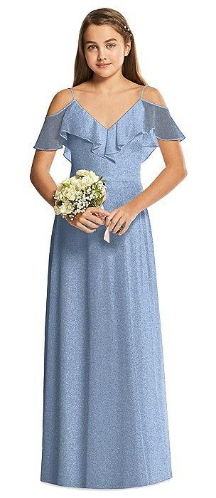 Dessy Collection Junior Bridesmaid Dress JR548LS