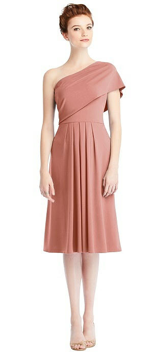 Midi Loop Convertible Dress