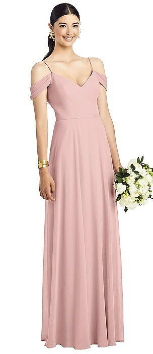 After Six Bridesmaid Dress 1526