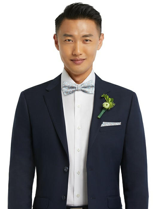 Arnit Floral Jacquard Pre-Tied Bow-Tie