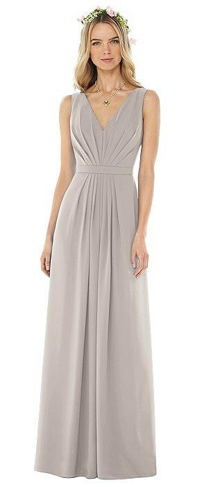 Social Bridesmaids Dress 8157