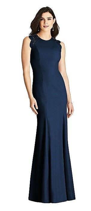 Dessy Bridesmaid Dress 3015