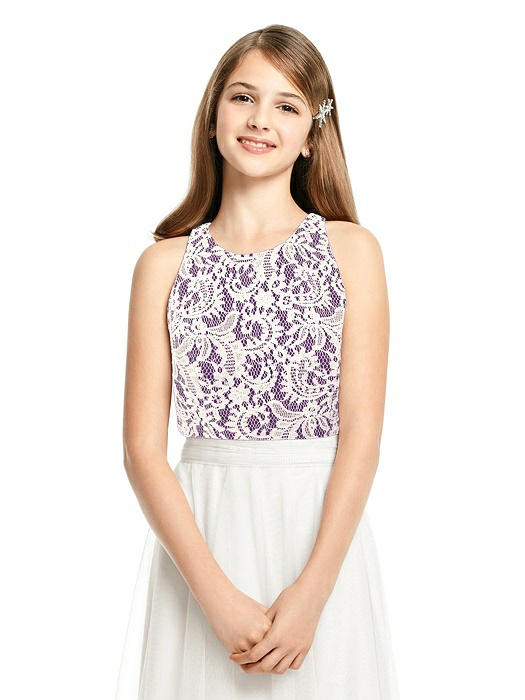 Dessy Collection Junior Bridesmaid Top JRT541