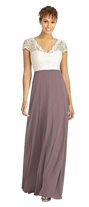 Dessy Bridesmaid Dress 3033