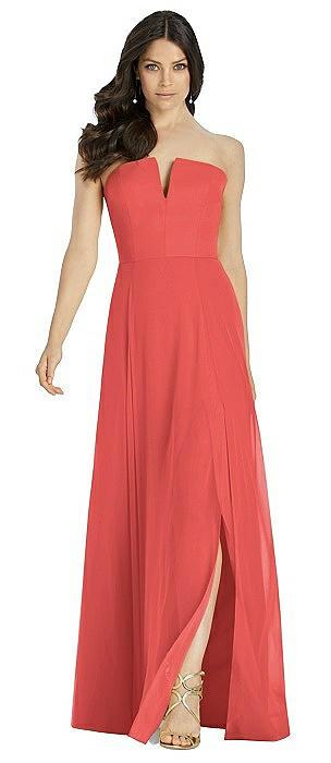 Dessy Bridesmaid Dress 3041