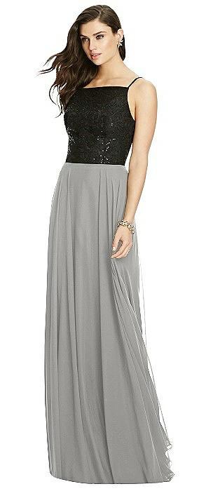 Dessy Bridesmaid Skirt S2984