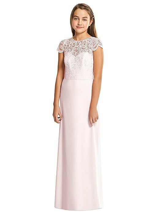 Junior Bridesmaid Dresses Cap Sleeve