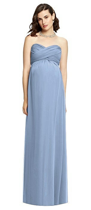 Dessy Collection Maternity Bridesmaid Dress M426 On Sale