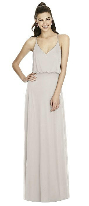 Alfred Sung Bridesmaid Dress D739 On Sale