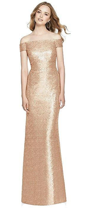 Dessy Bridesmaid Dress 3011