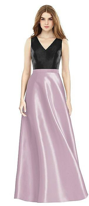 Alfred Sung Bridesmaid Dress D754