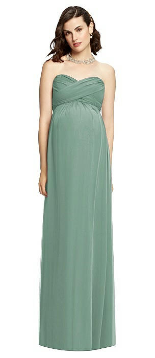 Dessy Collection Maternity Bridesmaid Dress M426