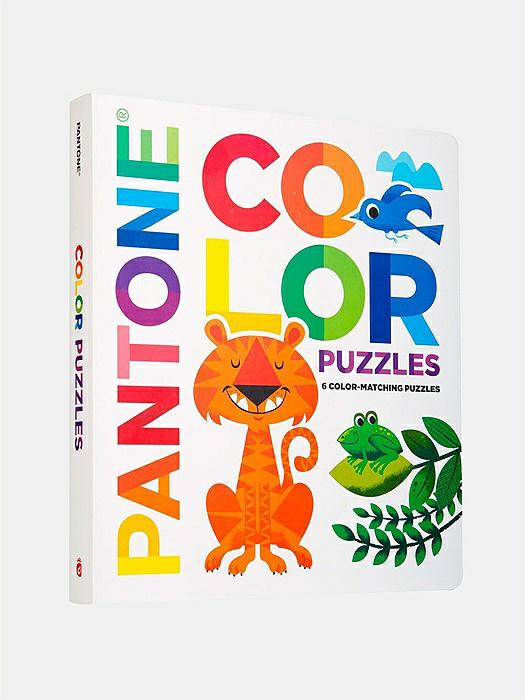 Pantone: Color Puzzles