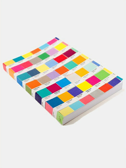 Pantone Chips Journal - Brights