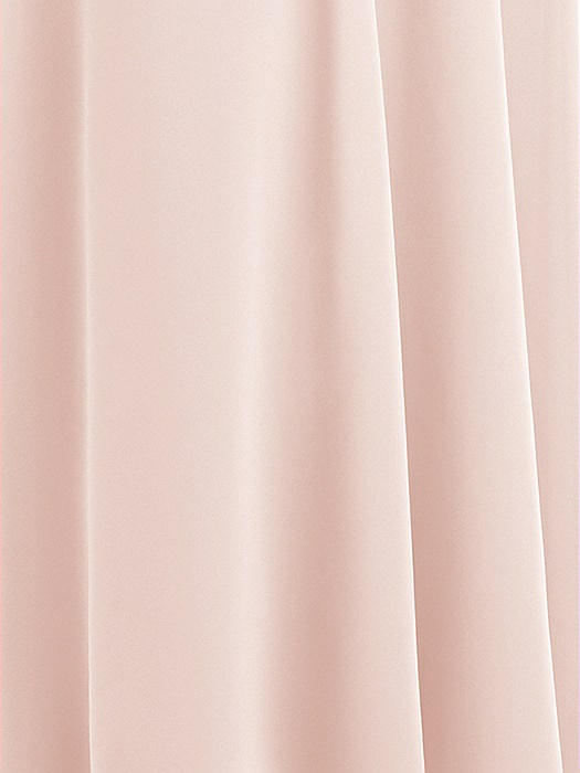 Sheer Crepe Fabric by the 1/2 Yard