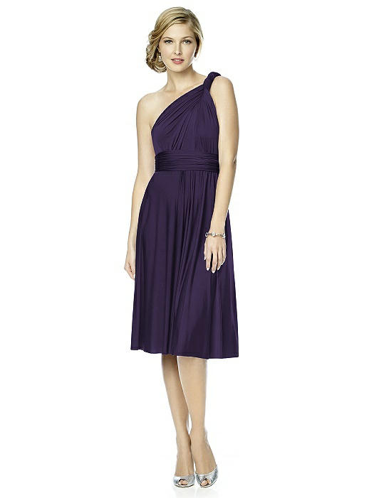 Twist Wrap Dress : Short