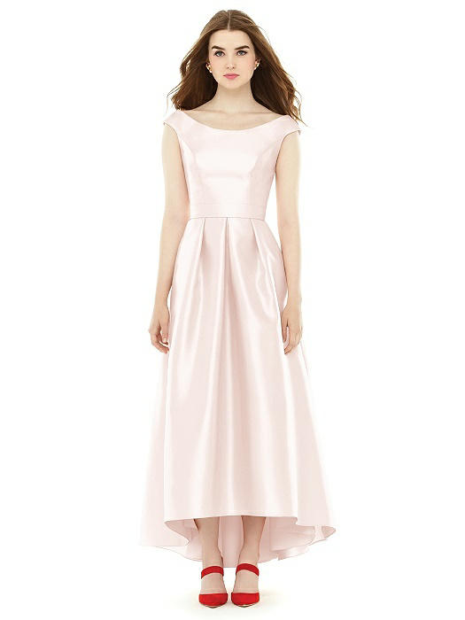 Alfred Sung Bridesmaid Dress D722 On Sale
