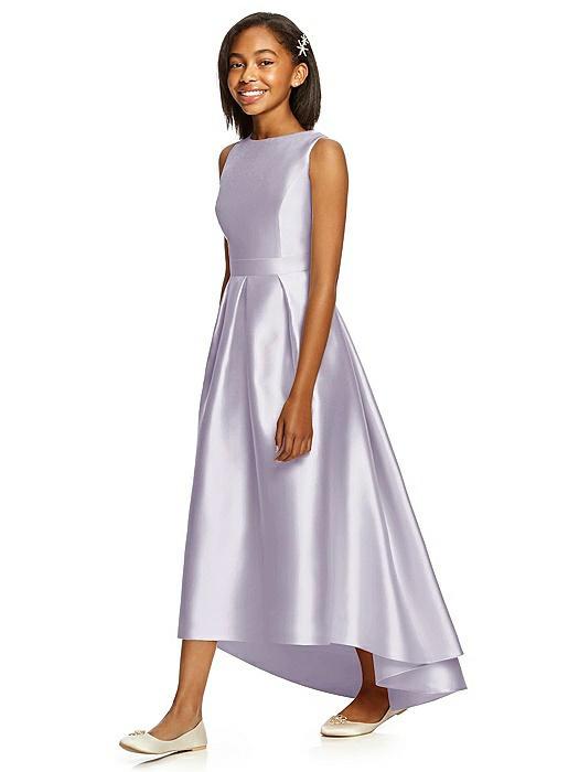 Dessy Collection Junior Bridesmaid JR534