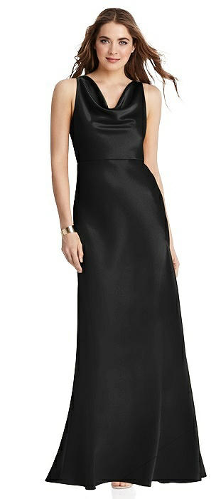 Cowl Neck Maxi Tank Dress - Nova
