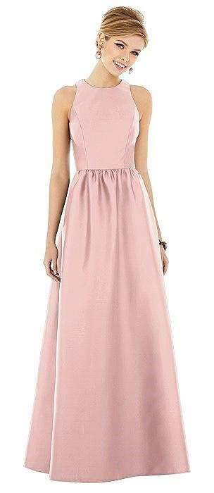 Alfred Sung Bridesmaid Dress D707