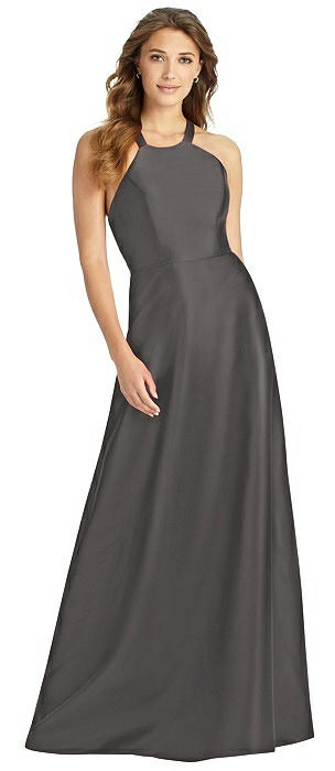 Alfred Sung Bridesmaid Dress D763