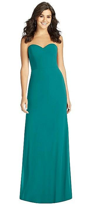 Sweetheart Strapless Mermaid Dress