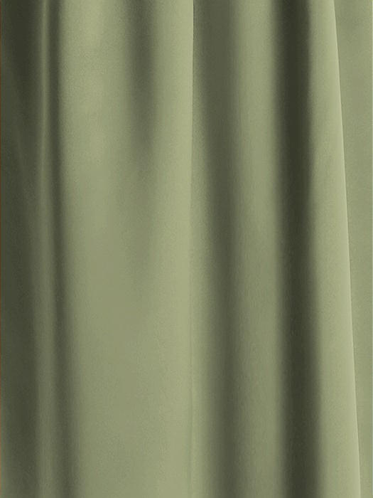 Matte Satin Fabric by the 1/2 Yard