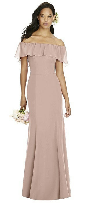 Social Bridesmaids Dress 8182 On Sale