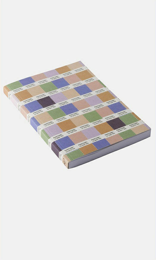 Pantone Chips Journal - Pastels