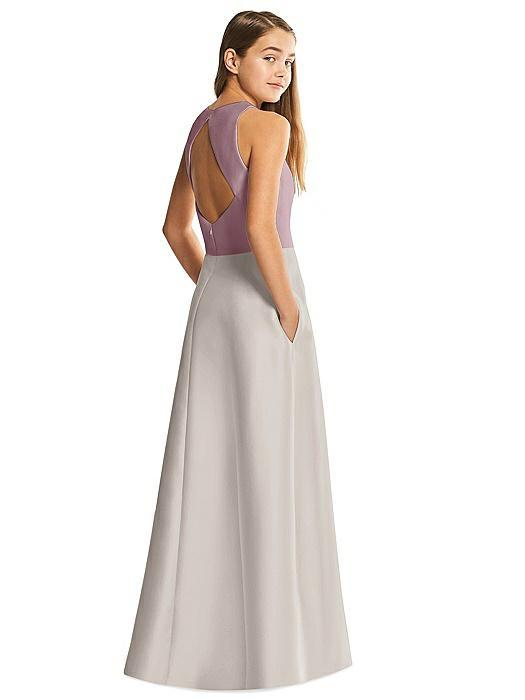 Alfred Sung Junior Bridesmaid Style JR545