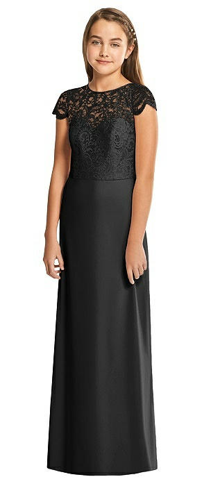 Alfred Sung Junior Bridesmaid Dress JR546