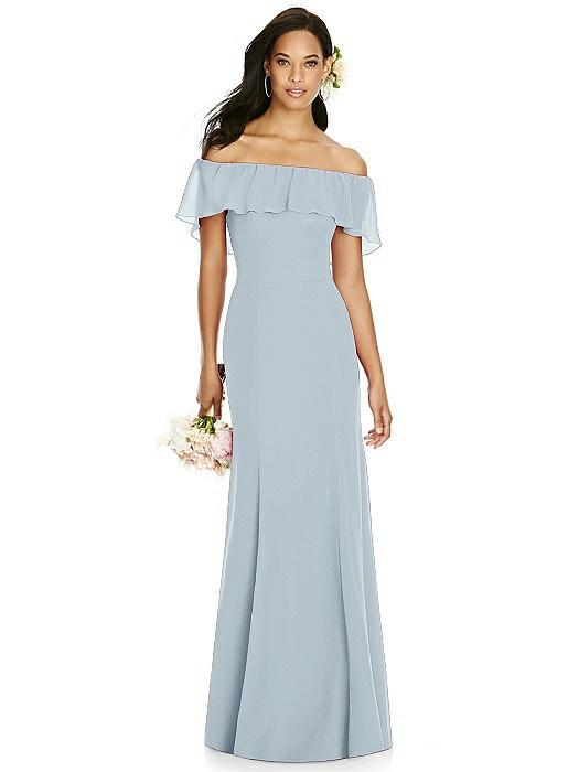 Social Bridesmaids Dress 8182 On Sale