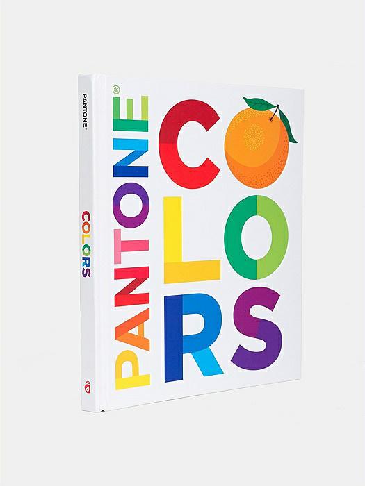 Pantone Colors - A children's book