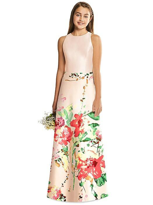 Alfred Sung Junior Bridesmaid Dress JR545CBP