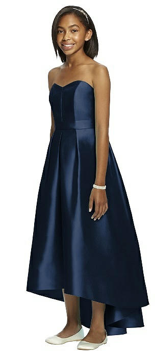 Dessy Collection Junior Bridesmaid JR533 On Sale