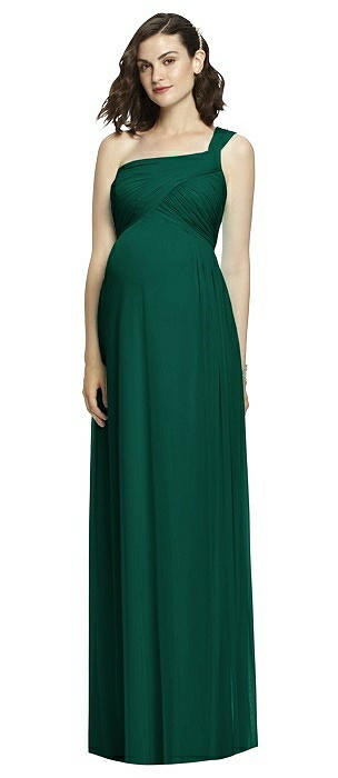 Alfred Sung Maternity Dress Style M427 On Sale