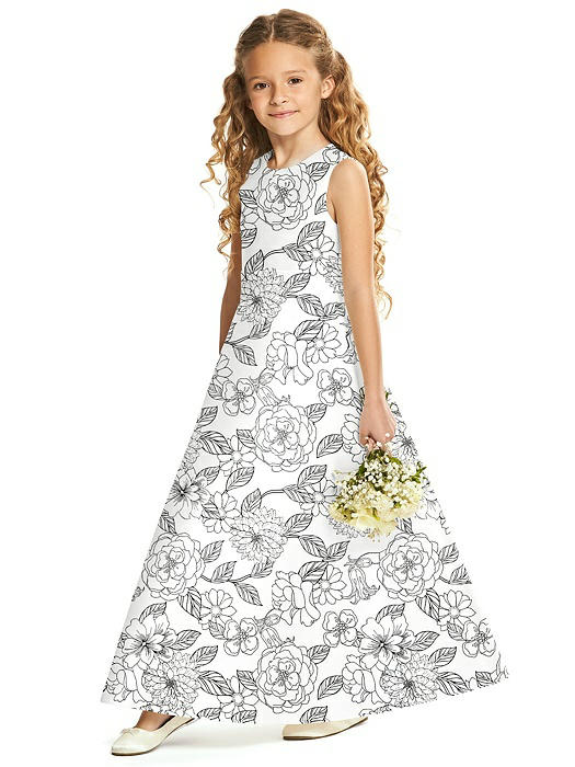 Flower Girl Dress FL4062FP