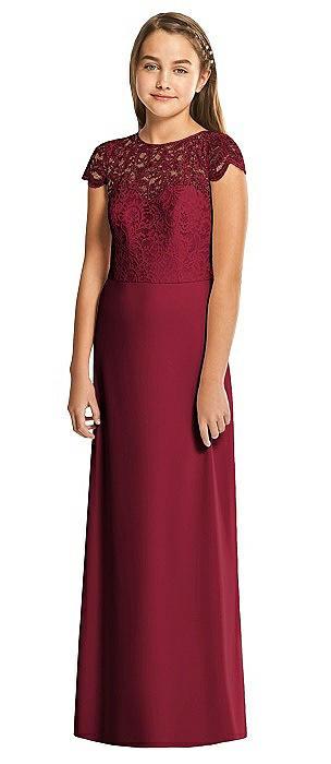 Alfred Sung Junior Bridesmaid Dress JR546