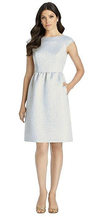 Dessy Bridesmaid Dress 3036
