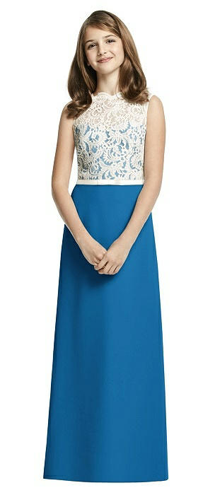 Dessy Junior Bridesmaid Dress JR540