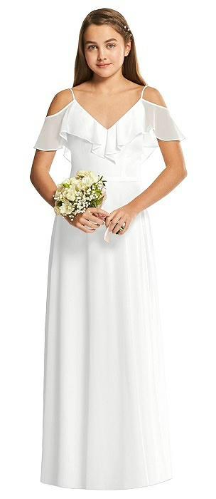 Dessy Collection Junior Bridesmaid Dress JR548
