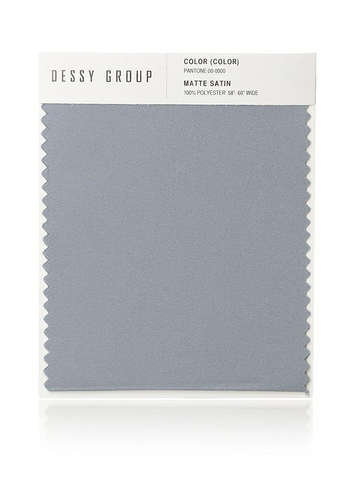Matte Satin Fabric Swatch