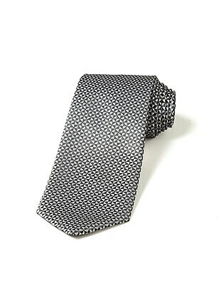 Neck Tie in Bowtie and Hourglass Pattern