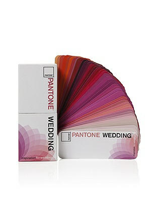 PANTONE WEDDING™ 2016 Guides
