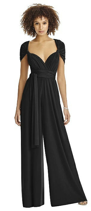 Convertible Jumpsuit MJ-JPTWIST