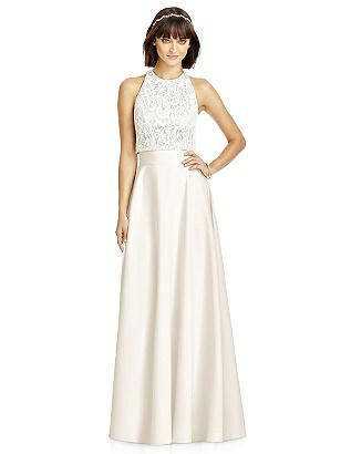 Dessy S2975 Long Circle Skirt