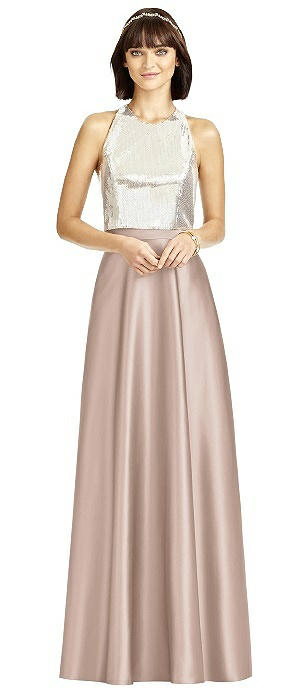 Dessy S2976 Long Circle Skirt