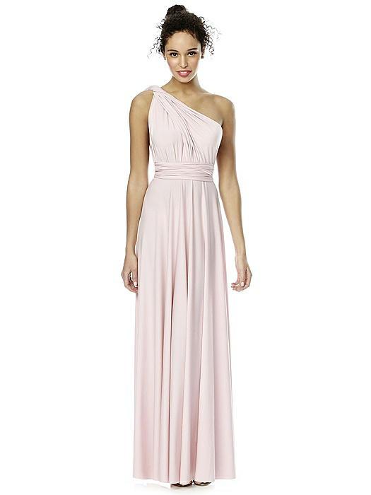 Convertible Wrap Dress The Twist Wrap Dress Long