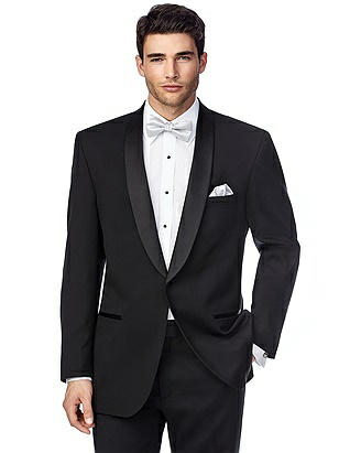 Shawl Collar Tuxedo Jacket - The James